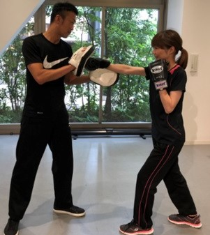 【7/22(sun)】BOXING & FITNESS体験会